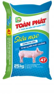 47 (Heo thịt siêu nạc từ 60kg đến xuất)