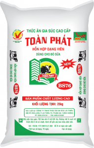 BS76 (Dùng cho bò sữa)