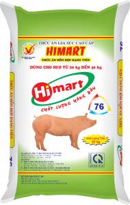 76 (Heo thịt siêu nạc từ 20kg đến 40kg)