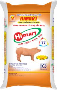 77 (Heo thịt siêu nạc từ 40kg đến 60kg)