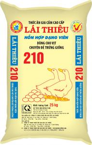 210 (Vịt chuyên đẻ trứng giống)