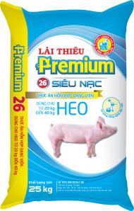 26 (Heo thịt siêu nạc từ 20kg đến 40kg)